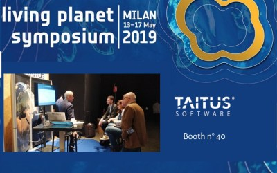 A week @ Living Planet Symposium (#LPS19)