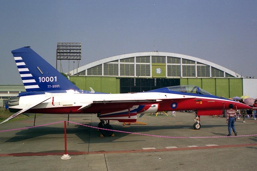 AIDC F-CK-1 Ching-kuo (IDF) Multirole Fighter Jet, Taiwan | Thai