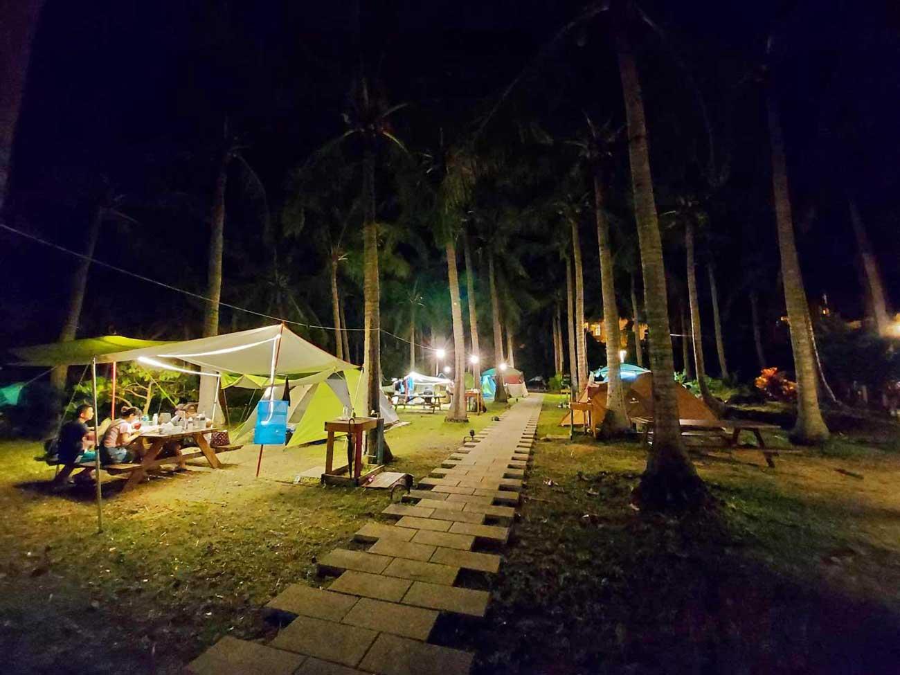 baisha campground