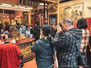 Taipei Xiahai City God Temple