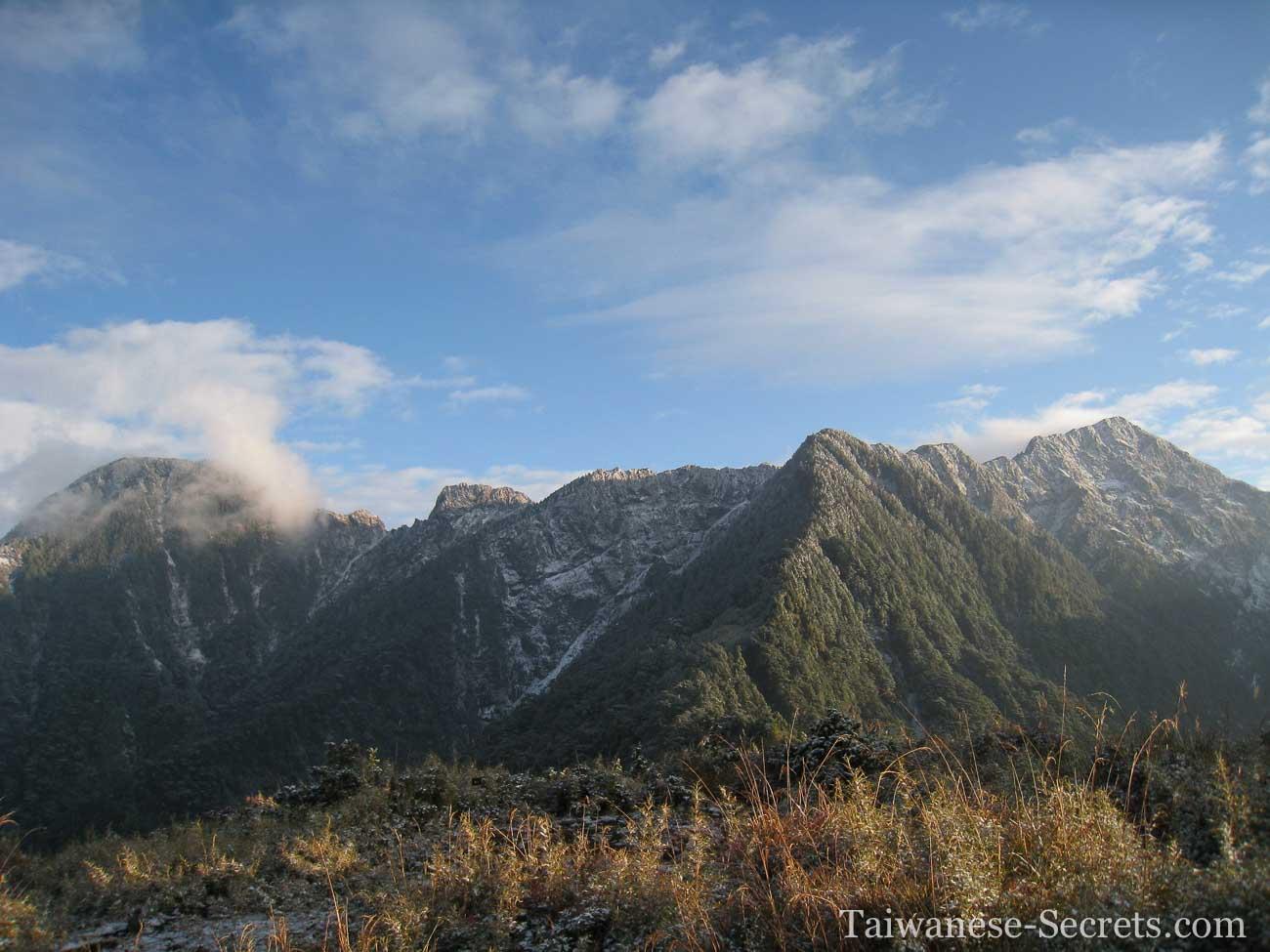 Mt Guanshan Taiwan