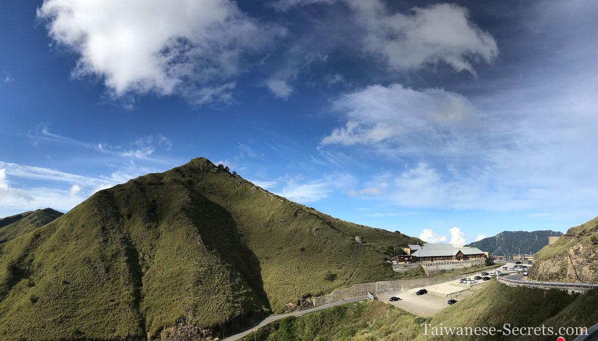 Hehuan Jian Shan (合歡尖山)
