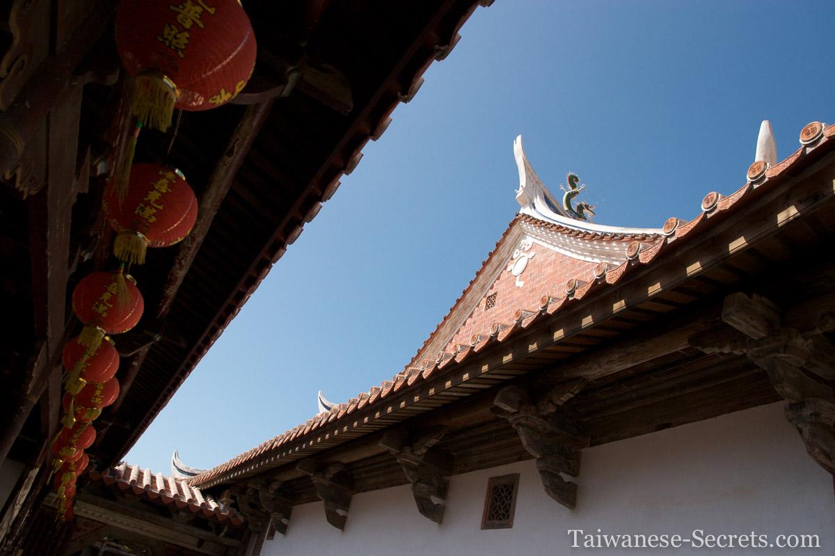 Longshan temple lugang