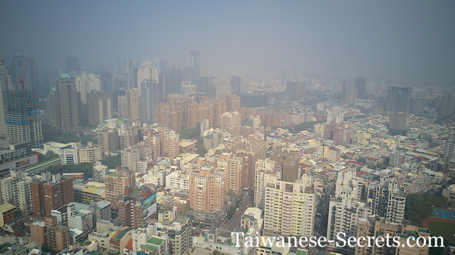 air quality in taichung