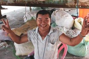 Taiwanese man in Hualien