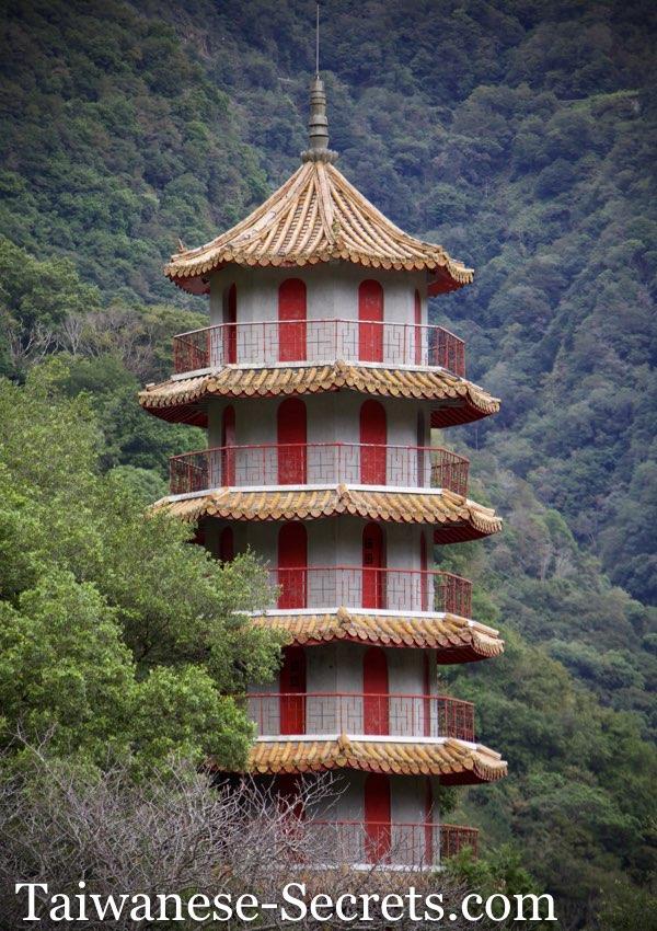 Tianxiang taroko gorge