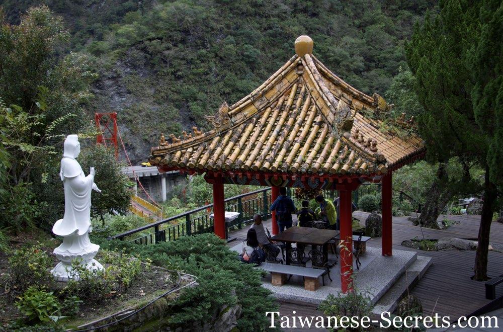 xiangde pagoda tianxiang taroko