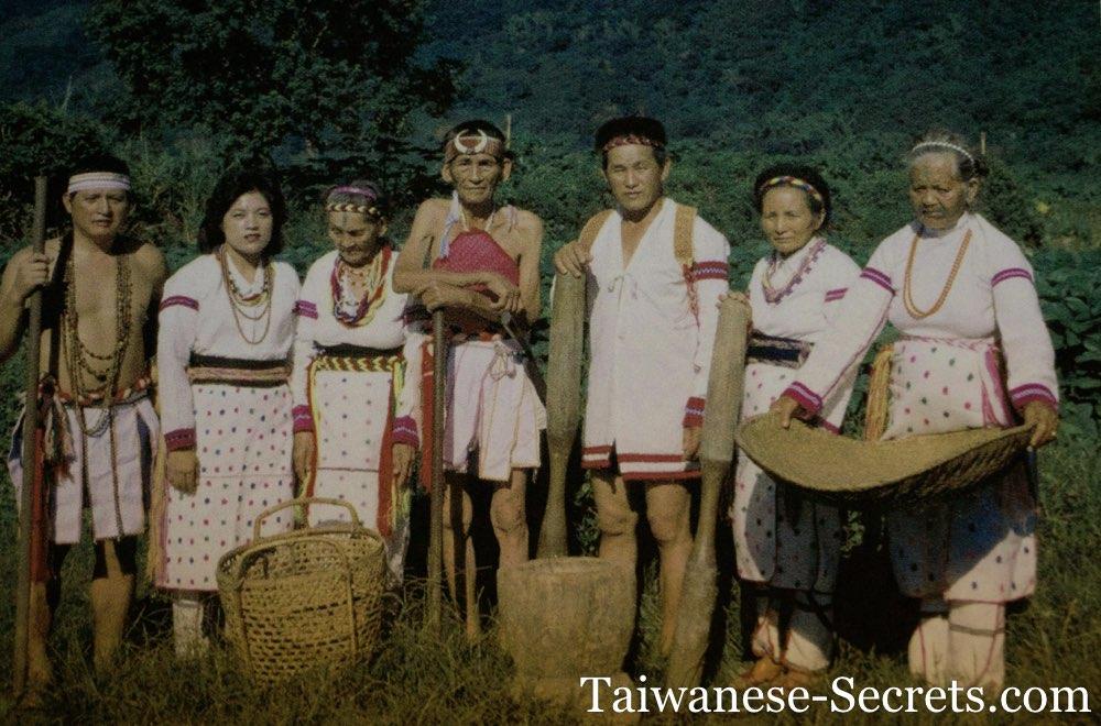 Taroko Tribe Taiwan
