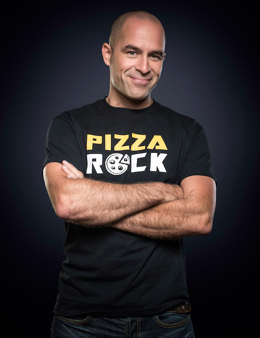 Ugo CEO Founder Pizza Rock Taiwan