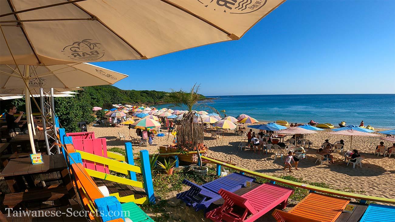 little bay beach bar kenting