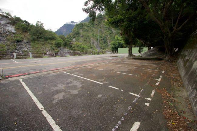 baiyang campground taroko gorge