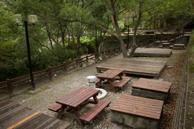 taroko gorge campgrounds heliu