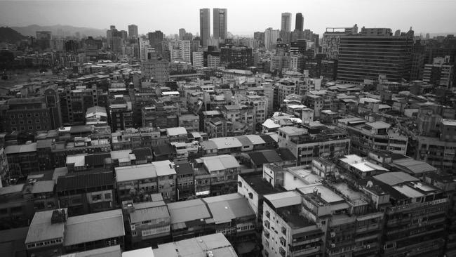 history of taipei city