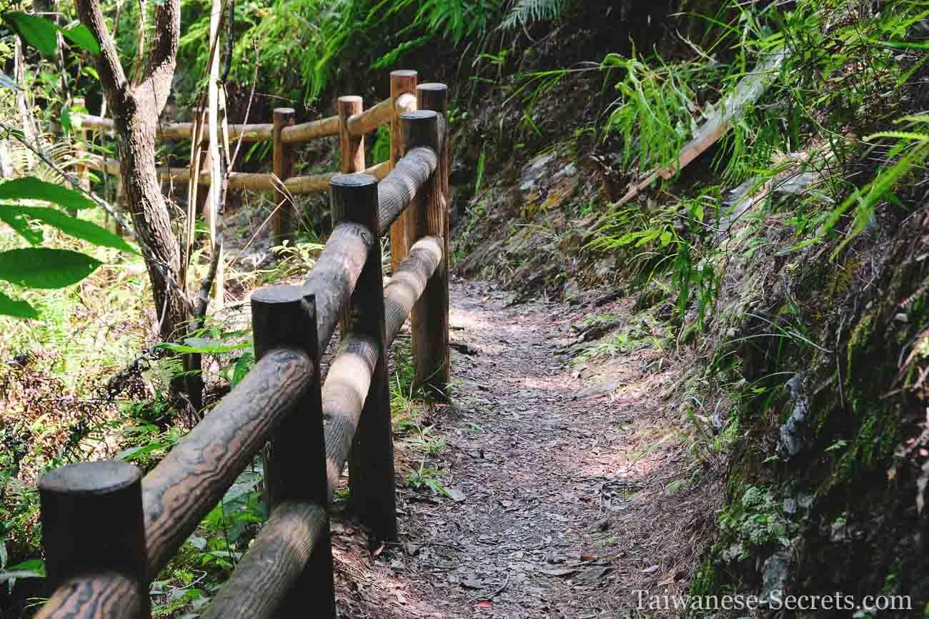 huisun hiking trail