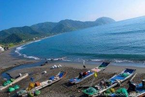 jiqi beach recreation area