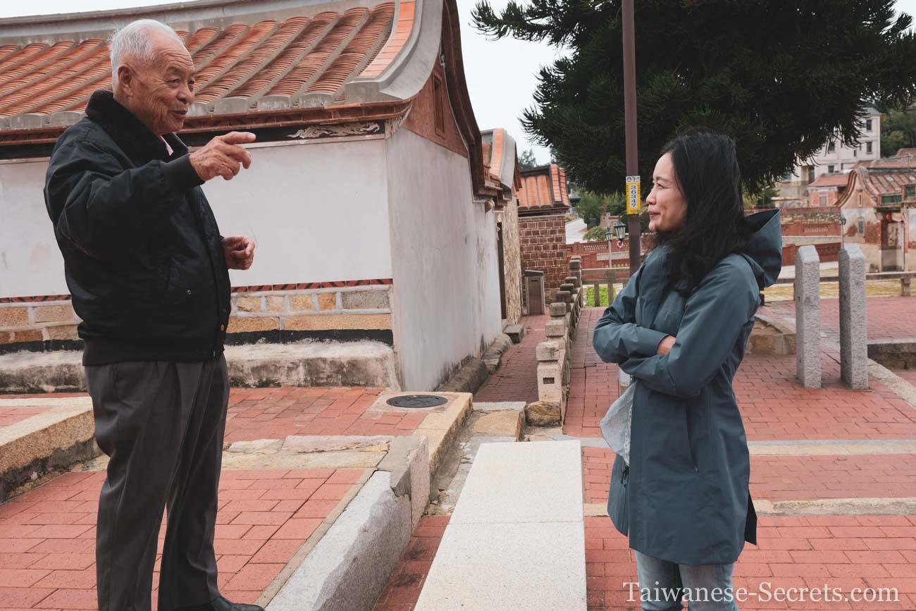 kinmen tour guide