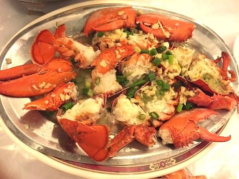 lobster ali