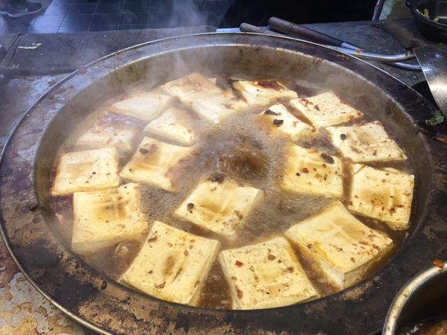 mala stinky tofu