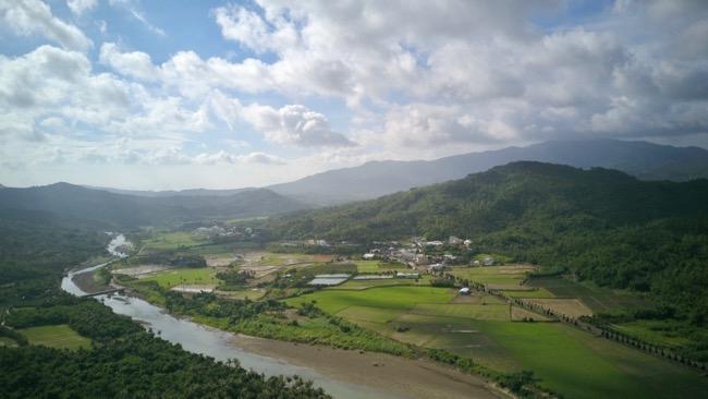 manzhou township 滿州鄉,台灣