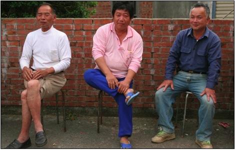 taiwanese men in Miaoli