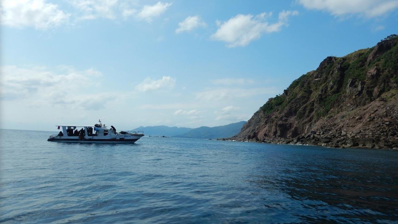 scuba diving orchid island taiwan