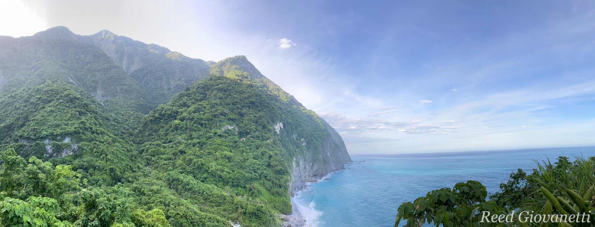 qingshui cliffs hualien