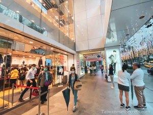 shopping in taipei 2020