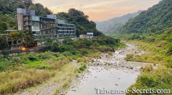 Taian Hot spring miaoli