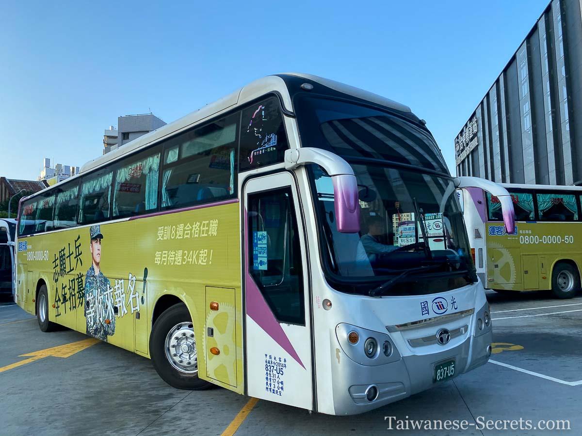 taichung bus 2020