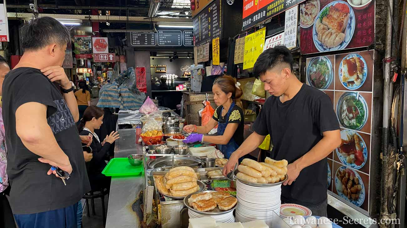 taichung second market