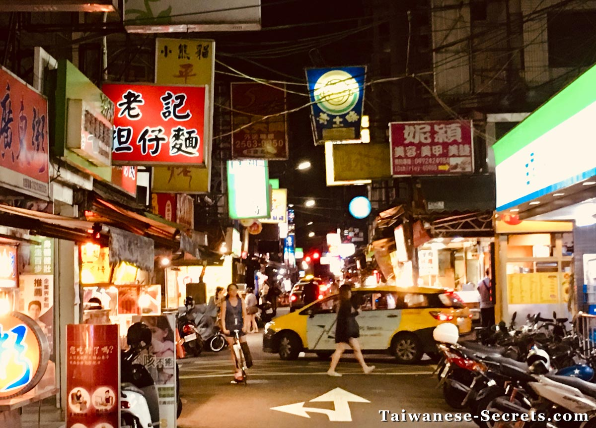 taipei red light district