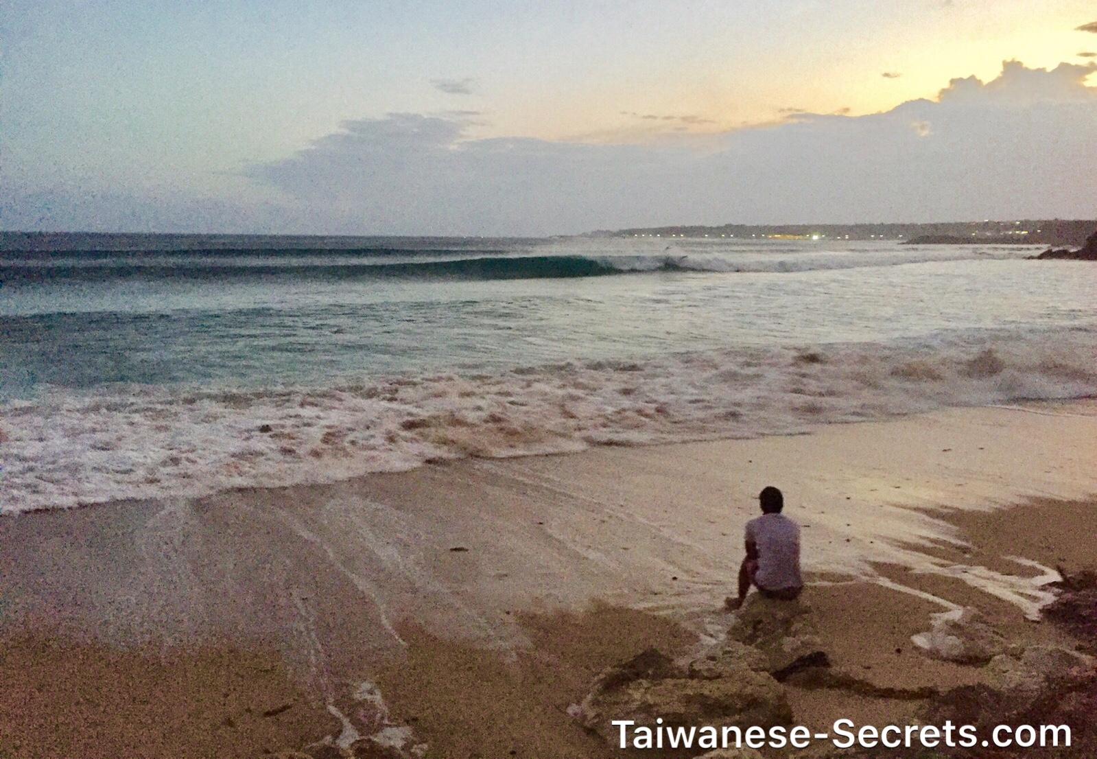 Nanwan waves surf