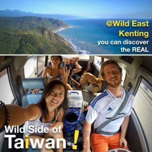 wild side of taiwan wild east