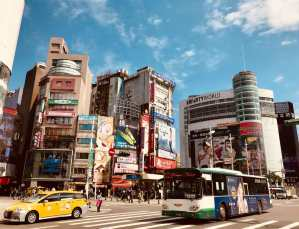 ximending shopping district taipei