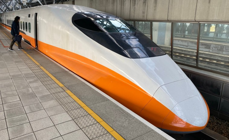 Taiwan High Speed Train