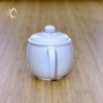 Everyday Turret Teapot Handle View
