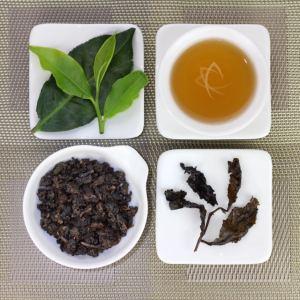Deep Baked Organic Gaba Oolong Tea