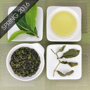 Lishan Cui Luan Hign Mountain Tea Spring 2016