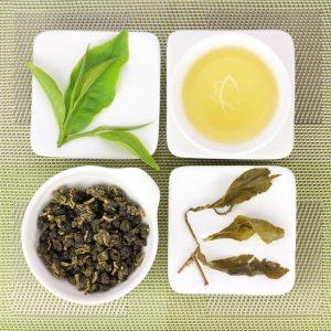 Premium Jasmine Oolong Tea LJ5107