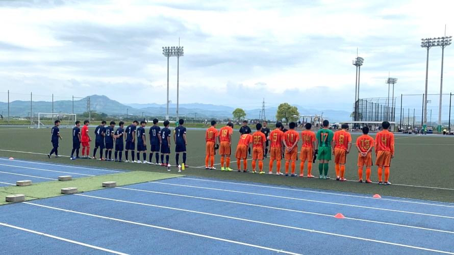 2019九州リーグU-15 第9節 vs アビスパ福岡
