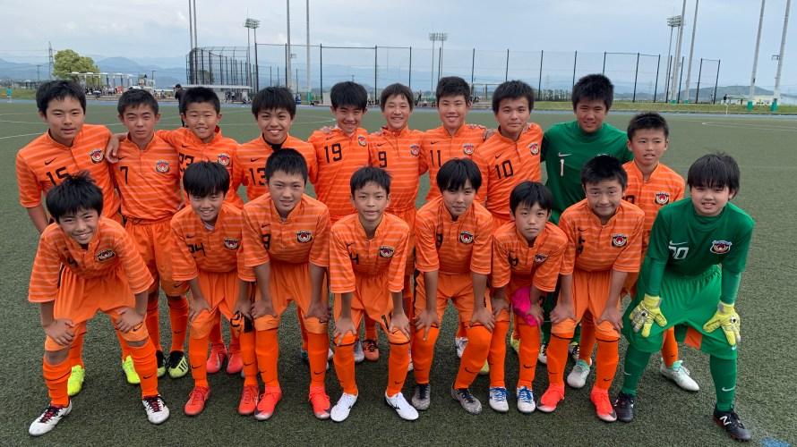 2019九州リーグU-13 vs アビスパ福岡