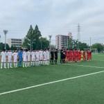 九州クラブユース(U-15)サッカー選手権大会  準々決勝