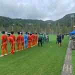 県U-15サッカー選手権 4回戦