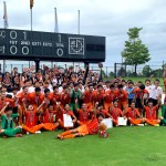 県U-15サッカー選手権 決勝戦