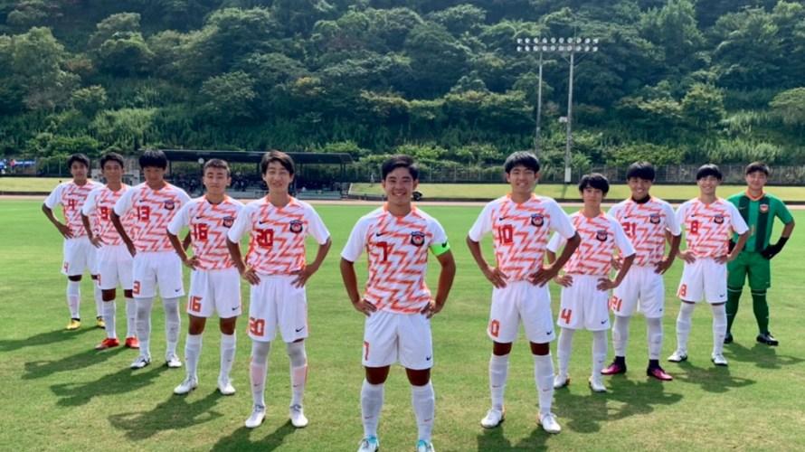 2020九州リーグ開幕(U-15)