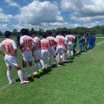 県U-15選手権4日目(準々決勝・準決勝)