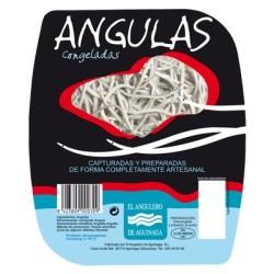 Angula congelada bandeja 250 grs.