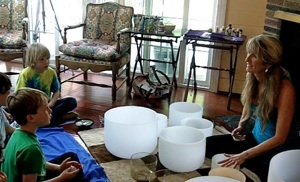 Sound Healing Event with Kids