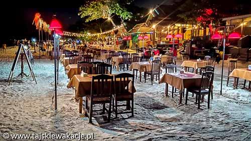 Imprezy okolicznościowe - Tajskie wakacje