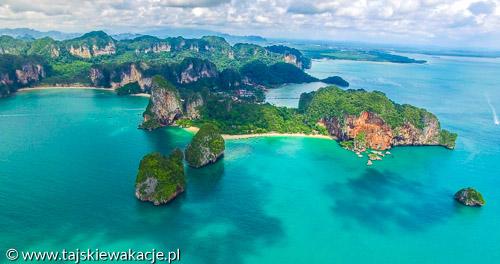 Wycieczki Tajlandia - Rajskie plaże Krabi